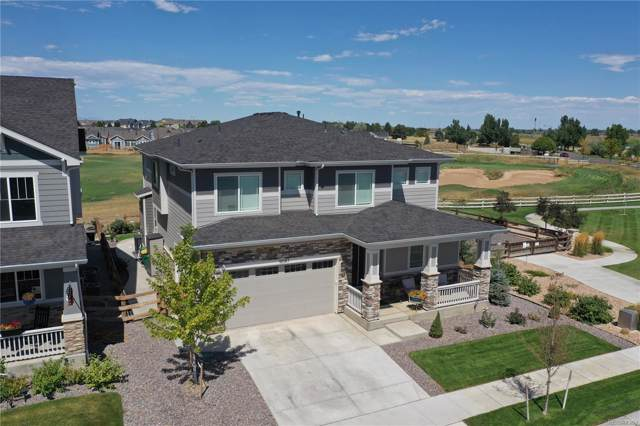 16047 E 118th Place, Commerce City, CO 80022 (#2275735) :: Arnie Stein Team | RE/MAX Masters Millennium