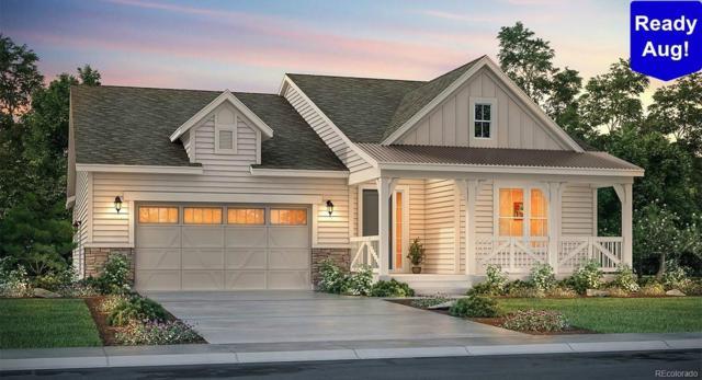 6996 Hyland Hills Street, Castle Pines, CO 80108 (#2276034) :: The Peak Properties Group