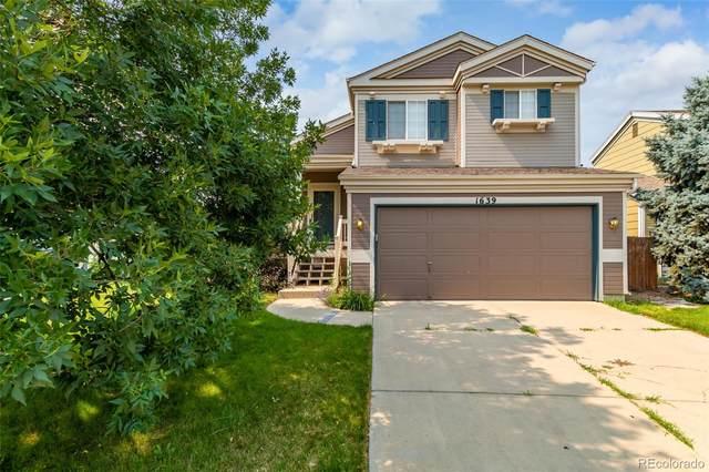 1639 Bain Drive, Erie, CO 80516 (#2276294) :: Wisdom Real Estate