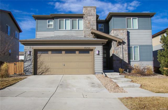 10755 Telluride Street, Commerce City, CO 80022 (#2277123) :: HomePopper