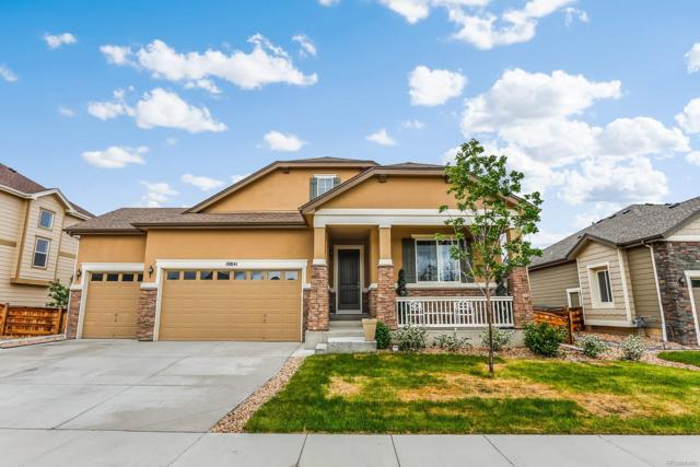 10841 Unity Parkway, Commerce City, CO 80022 (#2277715) :: The Peak Properties Group