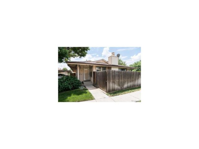 241 S Newark Circle, Aurora, CO 80012 (MLS #2277772) :: 8z Real Estate