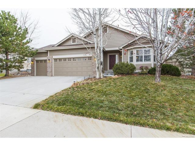 1395 Rosemary Drive, Castle Rock, CO 80109 (#2278015) :: The Peak Properties Group