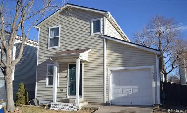11826 W Tulane Drive, Morrison, CO 80465 (#2278036) :: iHomes Colorado