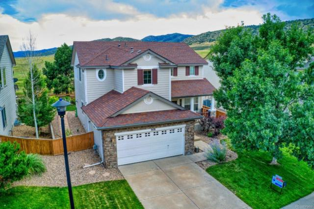 9478 W Gibraltar Place, Littleton, CO 80127 (#2278315) :: The Heyl Group at Keller Williams