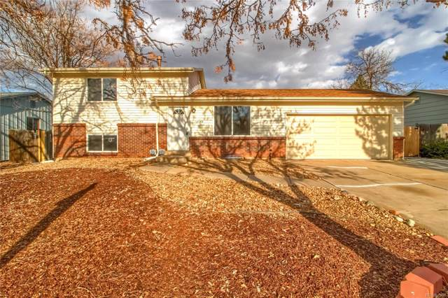 15159 E Columbia Drive, Aurora, CO 80014 (#2278354) :: The Healey Group