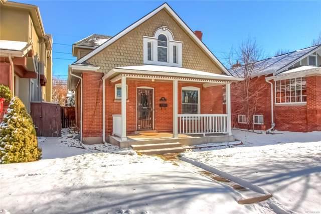 986 S Emerson Street, Denver, CO 80209 (#2278665) :: HergGroup Denver