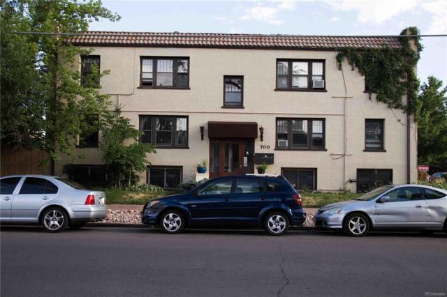 700 E Ellsworth Avenue #3, Denver, CO 80209 (#2278719) :: My Home Team