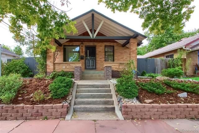 3321 Vrain Street, Denver, CO 80212 (#2278788) :: Signature Realty, Inc.