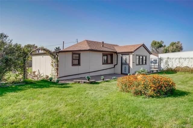 6696 E 74th Avenue, Commerce City, CO 80022 (MLS #2279206) :: Kittle Real Estate