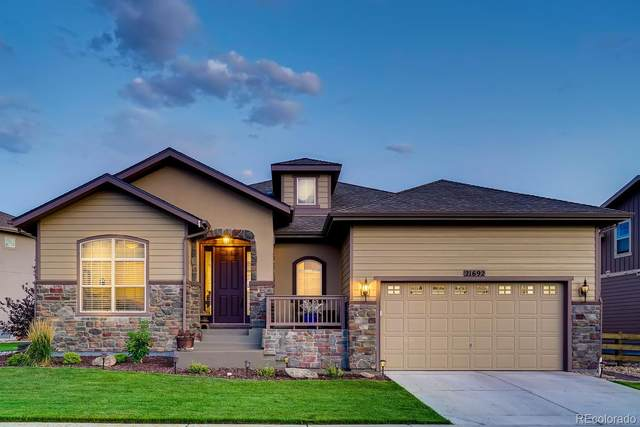21692 E Idyllwilde Drive, Parker, CO 80138 (#2279391) :: The Dixon Group