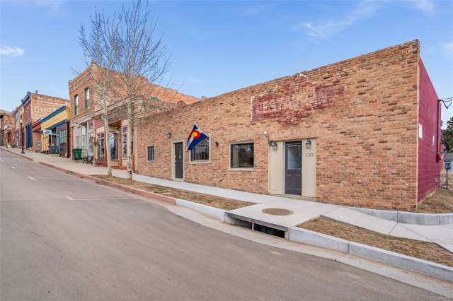 130 S 3rd Street, Victor, CO 80860 (MLS #2279731) :: 8z Real Estate