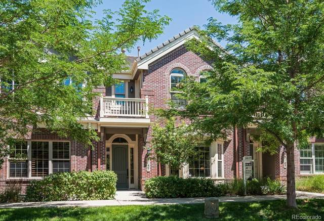 9157 Kornbrust Drive, Lone Tree, CO 80124 (#2279930) :: HomeSmart Realty Group