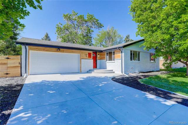 8806 W Asbury Drive, Lakewood, CO 80227 (#2280287) :: Kimberly Austin Properties