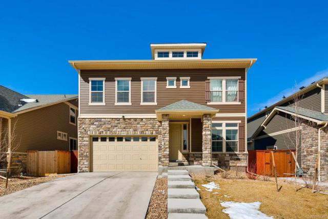 4807 S Buchanan Street, Aurora, CO 80016 (#2280412) :: The Dixon Group