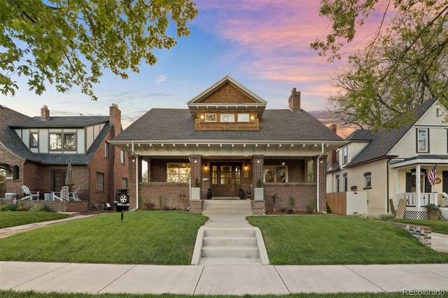 2544 Bellaire Street, Denver, CO 80207 (#2280552) :: The Heyl Group at Keller Williams