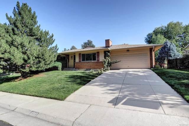 8267 E Lehigh Drive, Denver, CO 80237 (#2280573) :: The Heyl Group at Keller Williams
