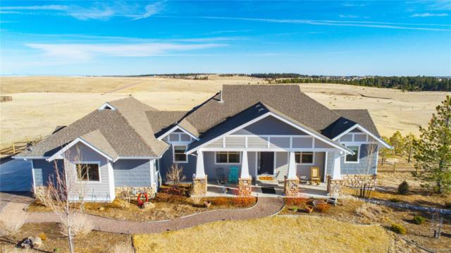 541 Legacy Trail, Elizabeth, CO 80107 (#2281456) :: Structure CO Group