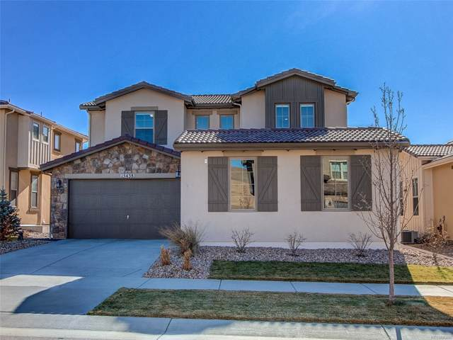 15438 W Baltic Avenue, Lakewood, CO 80228 (#2282673) :: The HomeSmiths Team - Keller Williams