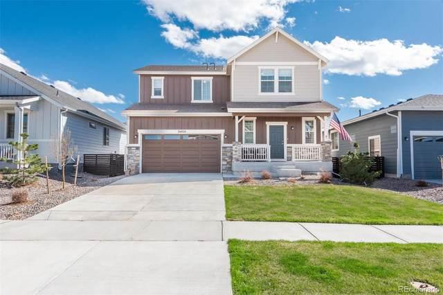 26826 E Bayaud Avenue, Aurora, CO 80018 (#2282708) :: My Home Team