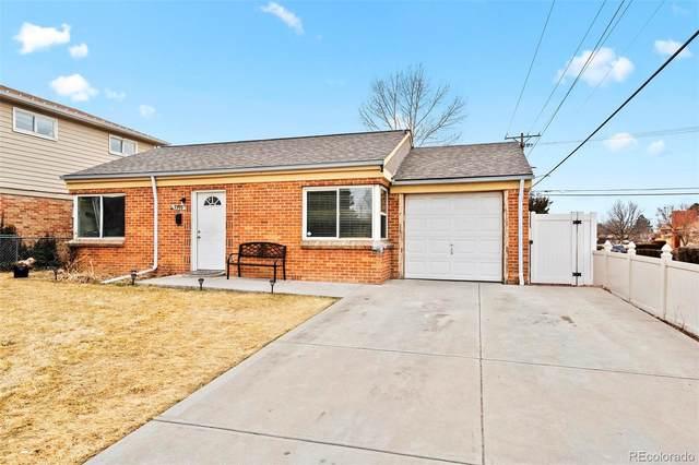3395 Krameria Street, Denver, CO 80207 (#2282794) :: Bring Home Denver with Keller Williams Downtown Realty LLC