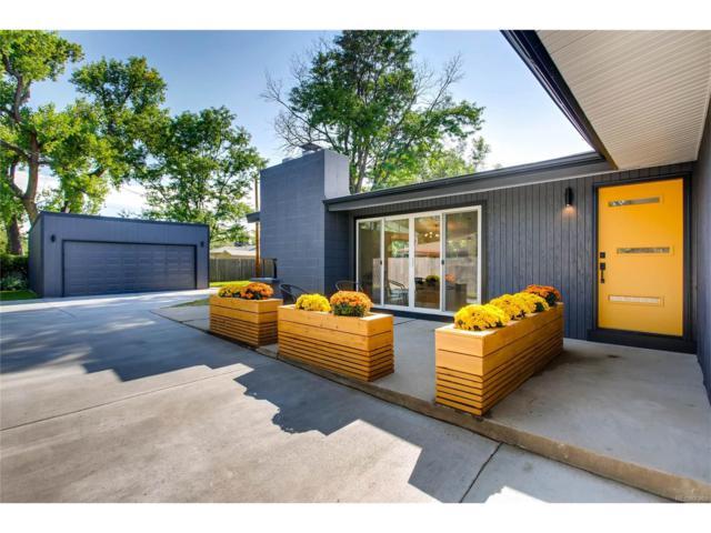 4916 E Iowa Avenue, Denver, CO 80222 (MLS #2282984) :: 8z Real Estate
