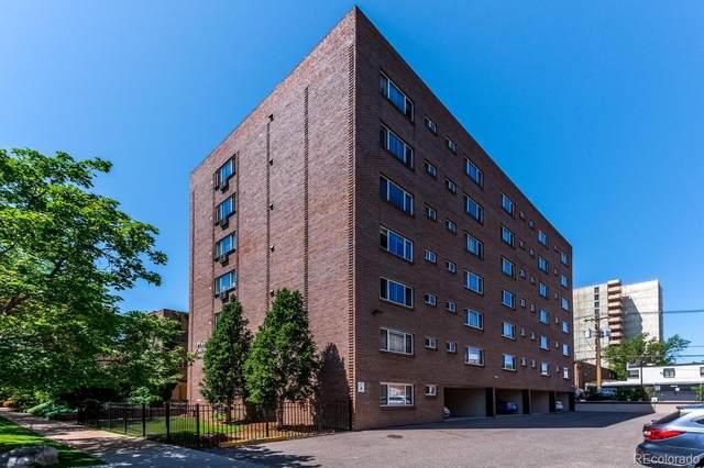 1045 N Pennsylvania Street #403, Denver, CO 80203 (MLS #2283264) :: 8z Real Estate