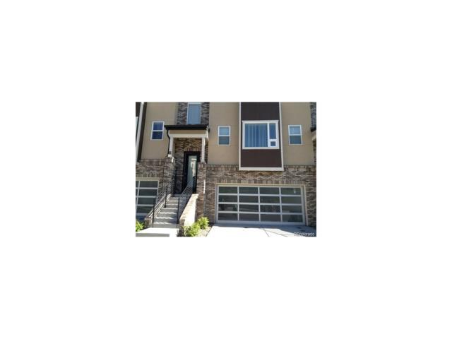 3660 S Beeler Street #4, Denver, CO 80237 (MLS #2283308) :: 8z Real Estate
