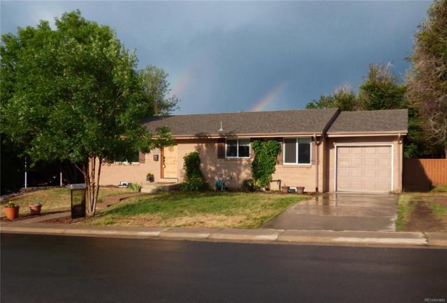 6634 S Penrose Court, Centennial, CO 80121 (#2283631) :: House Hunters Colorado