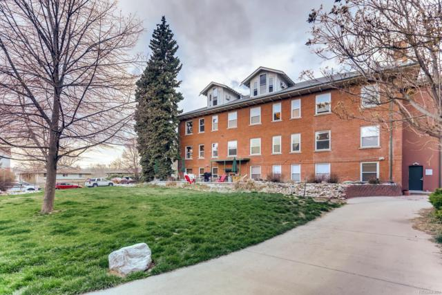 3249 W Fairview Place #118, Denver, CO 80211 (#2283877) :: The HomeSmiths Team - Keller Williams