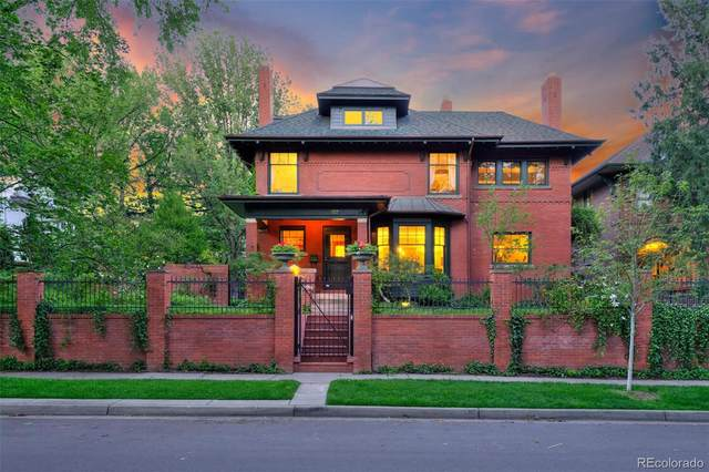 722 N Humboldt Street, Denver, CO 80218 (MLS #2284162) :: 8z Real Estate