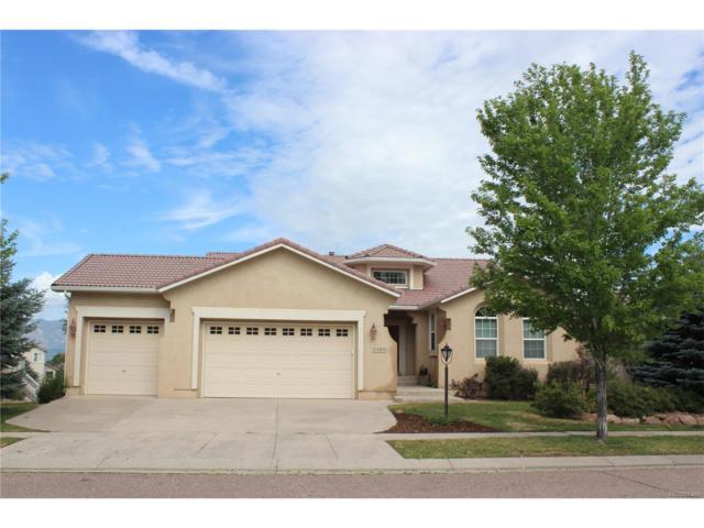 3360 Silver Pine Trail, Colorado Springs, CO 80920 (MLS #2284256) :: 8z Real Estate