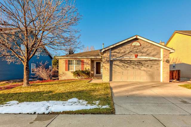 13863 W 64th Place, Arvada, CO 80004 (MLS #2284434) :: Bliss Realty Group