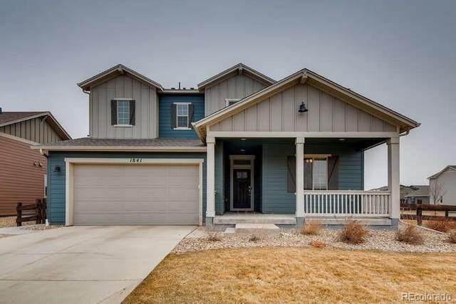 1841 Wright Drive, Erie, CO 80516 (#2284479) :: The Harling Team @ HomeSmart