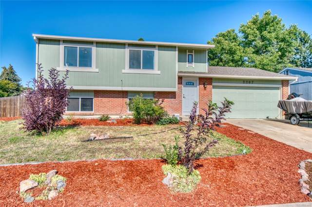 2207 Spencer Street, Longmont, CO 80501 (#2285621) :: The Heyl Group at Keller Williams