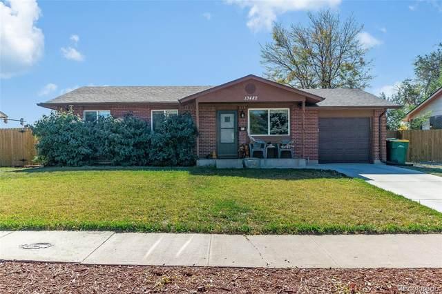 13482 E Tennessee Avenue, Aurora, CO 80012 (MLS #2285660) :: Kittle Real Estate