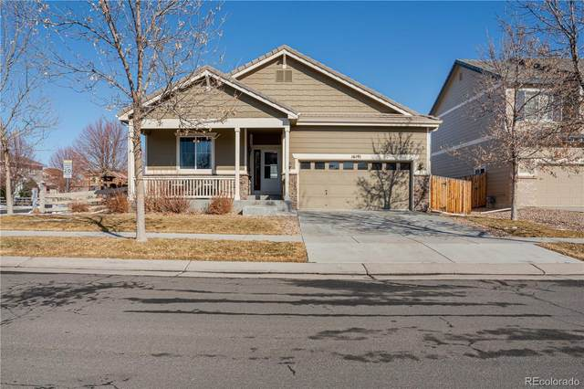 16191 E 98th Avenue, Commerce City, CO 80022 (#2285689) :: The DeGrood Team