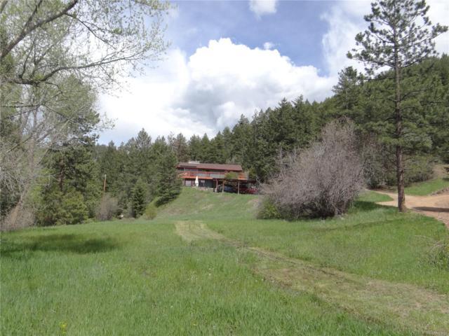 5927 Fourmile Canyon Drive, Boulder, CO 80302 (MLS #2286344) :: 8z Real Estate