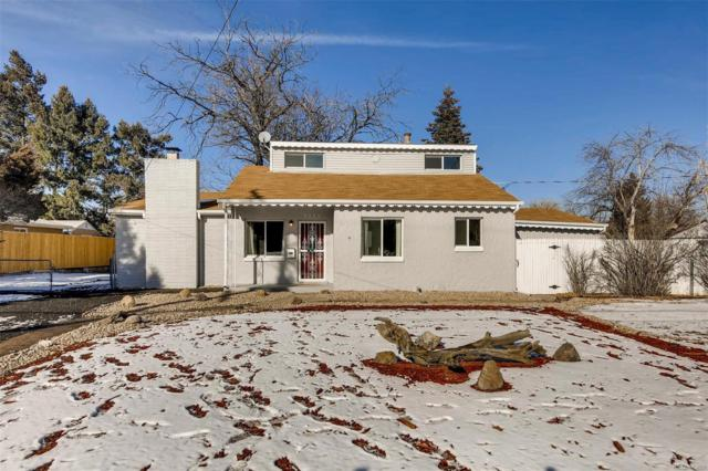 3333 W Florida Avenue, Denver, CO 80219 (#2286417) :: The City and Mountains Group