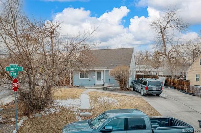 2695 S Julian Street, Denver, CO 80219 (MLS #2286483) :: 8z Real Estate
