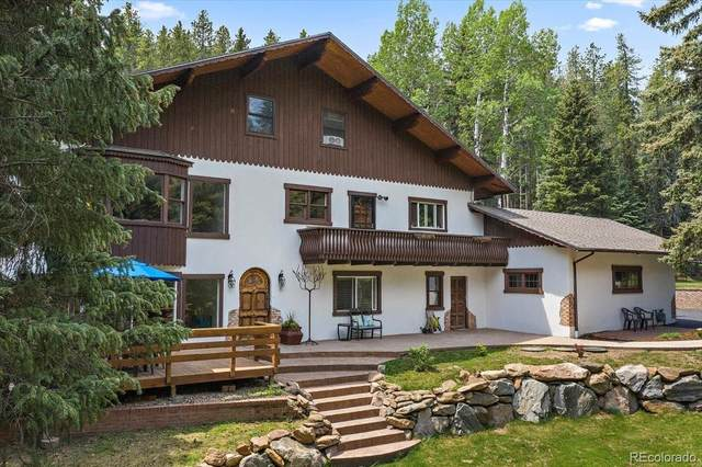 34498 Forest Estates Road, Evergreen, CO 80439 (#2286682) :: Stephanie Fryncko   Keller Williams Integrity