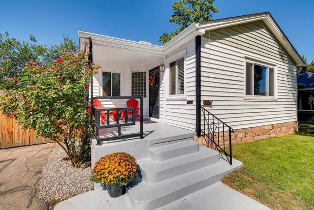 4315 Ames Street, Denver, CO 80212 (MLS #2287331) :: Bliss Realty Group