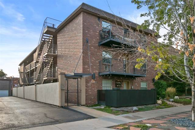 529 Washington Street #304, Denver, CO 80203 (#2287929) :: The Heyl Group at Keller Williams
