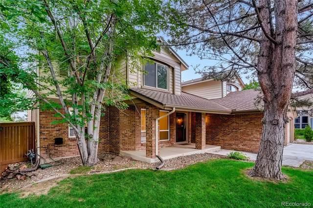 16502 E Powers Place, Centennial, CO 80015 (#2288392) :: Wisdom Real Estate