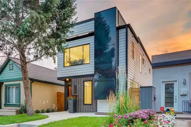 3617 N Mariposa Street, Denver, CO 80211 (#2288847) :: Bring Home Denver with Keller Williams Downtown Realty LLC