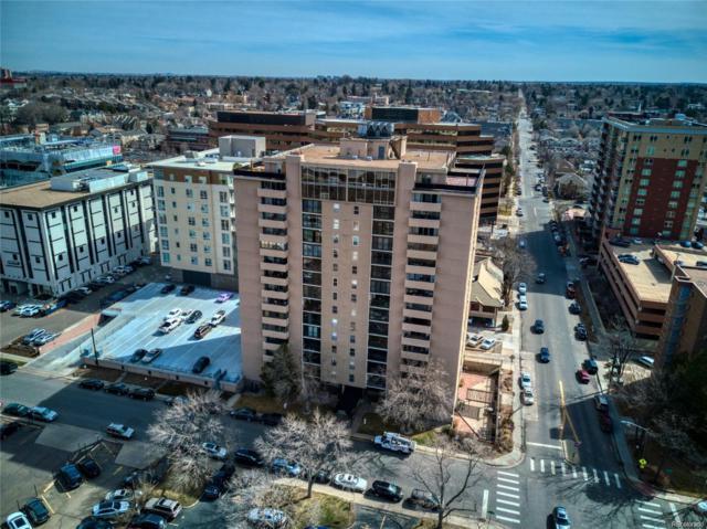 2 Adams Street #809, Denver, CO 80206 (#2288953) :: Bring Home Denver with Keller Williams Downtown Realty LLC