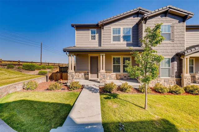 10205 Tall Oaks Street, Parker, CO 80134 (#2289347) :: Bring Home Denver with Keller Williams Downtown Realty LLC