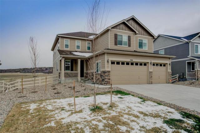 5788 Clover Ridge Circle, Castle Rock, CO 80104 (#2290159) :: Hometrackr Denver