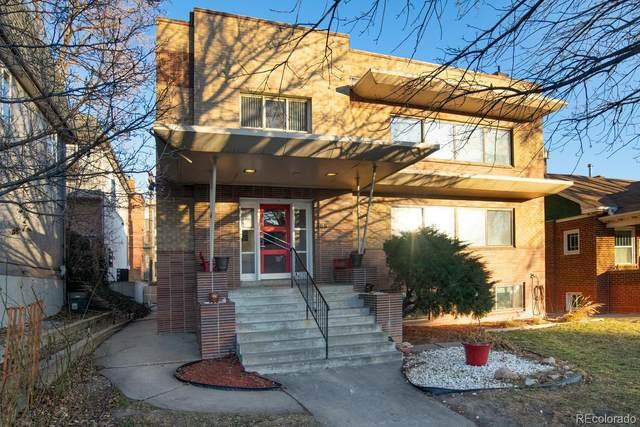 668 N Pennsylvania Street #3, Denver, CO 80203 (#2290294) :: The Griffith Home Team