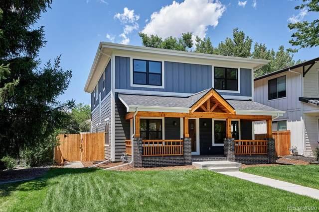 1633 S Monroe Street, Denver, CO 80210 (#2290604) :: My Home Team